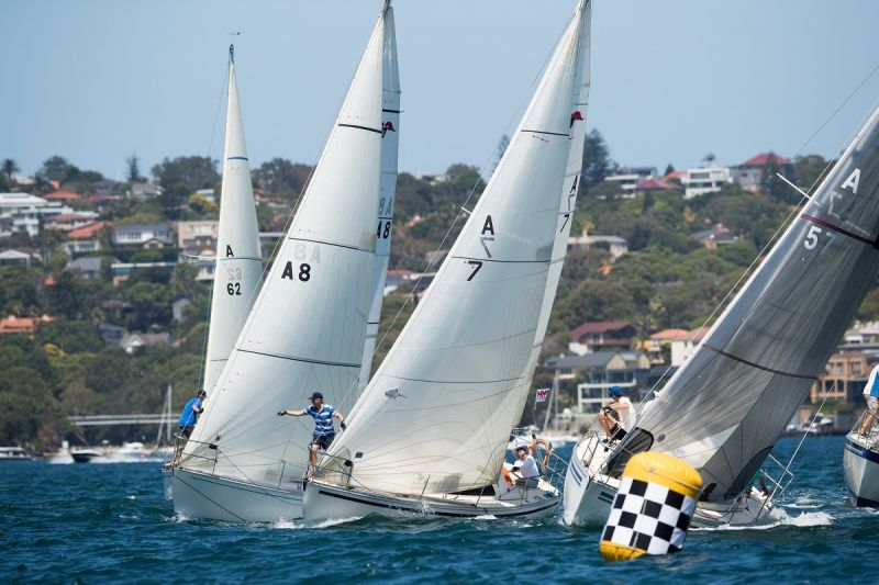 Cavalier 28 s off the start   Matthew King pic   low res
