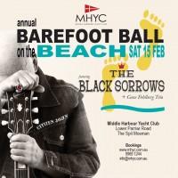 ANNUAL MHYC BAREFOOT BALL ON THE BEACH