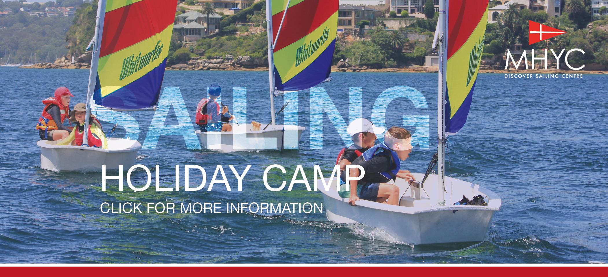 Banner--Summer-holiday-sailing-camp